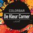 Colorbar De Kleur Corner by Keune Logo